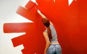 C mo calcular la cantidad de pintura a utilizar en paredes - Tipos de pintura para paredes interiores ...