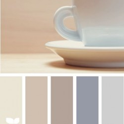 Los colores neutros disnapin - Paleta de colores neutros ...