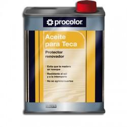 Aceite para Teca - Protector renovador