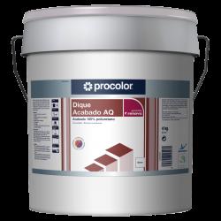 Dique Acabado AQ - Acabado de resinas de poliuretano alifático base agua.