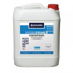Hydroprimer - Imprimación acuosa para fachadas acrílico-siloxánica.