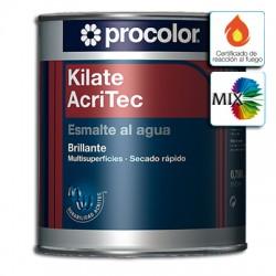 Kilate Acritec Brillante Mix - Esmalte al agua