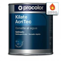 Kilate Acritec Satinado - Esmalte al agua