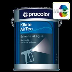 Kilate AirTec Satinado Alto Mix - Esmalte al agua