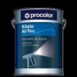 Kilate AirTec Satinado Alto - Esmalte al agua