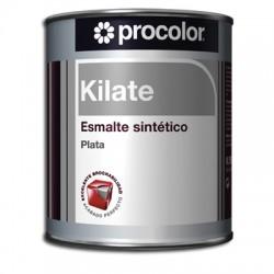 Kilate Plata - Esmalte sintético efecto plata/aluminio