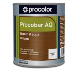 Procobar AQ Brillante - Barniz acrílico base agua