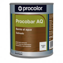 Procobar AQ Satinado - Barniz acrílico base agua