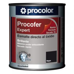 Procofer Expert Brillante - Esmalte antioxidante liso directo al metal/óxido