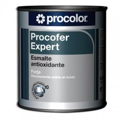 Procofer Expert Forja - Esmalte antioxidante hierro forjado directo al metal/óxido