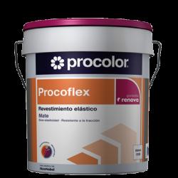Procoflex Liso Semimate - Revestimiento elástico.