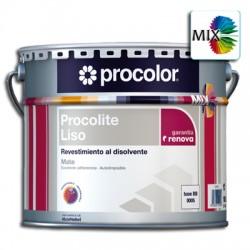 Procolite Liso Mate Mix - Revestimiento al disolvente.