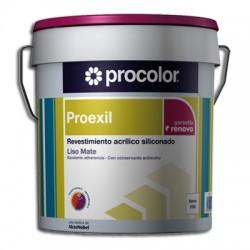 Proexil Mate - Revestimiento acrílico siliconado.