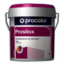 Prosilox Liso Mate - Revestimiento de siloxano.